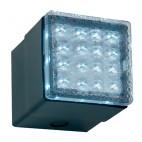 EL-40038-BLU Dance LED Blue IP67 Blue Recessed Paving Light