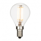 61538 4W LED Filament E14 Warm White Golf Ball Lamp