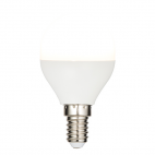 61538 6W LED Dimmable E14 Warm White Golf Ball Lamp