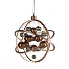 MUNI-CO Muni LED 10W Medium Copper Pendant
