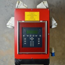 Single Loop Fire Alarm System with Network Card