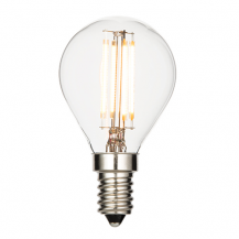 61538 4W LED Filament E14 Warm White Golf Ball Lamp