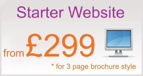Activ Starter Website
